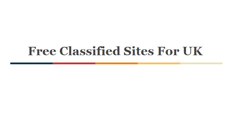 classified sites UK